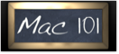 logo of the mac101.net website
